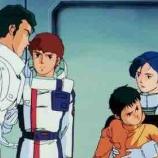 『逆襲のシャアでアムロがブライトにタメ口きいてるのなんで?』の画像