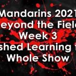『【DCI】インタビューとリハーサル風景! 2021年マンダリンズ『ビヨンド・ザ・フィールド・ウィーク#3』動画です!』の画像