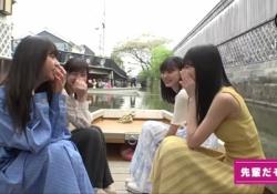 めっちゃ笑顔w 齋藤飛鳥×金川紗耶の絡みっていいよなwww