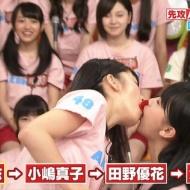 【画像】横山由依ちゃんだけキス慣れしてるよな!?教えてエロい人!!!!!【GIFあり】 アイドルファンマスター