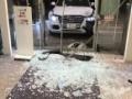 【テロ】フジテレビ湾岸スタジオに車突っ込む 男を現行犯逮捕 (画像あり)