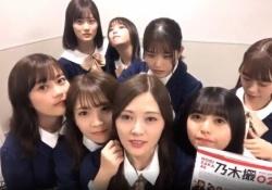 【乃木坂46】松村沙友理、白石麻衣の後頭部に何かしてる動画wwwww