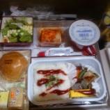 『東京(HND)-金浦(GMP) OZ1035 エコノミークラス搭乗紀』の画像