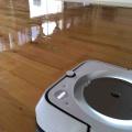 お掃除ロボットルンバと水拭きロボット