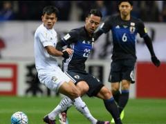 吉田、川島を驚かせたタイ代表の成長…チャナティップのJリーグでの成功祈る!