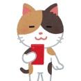 【悲報】新宿猫、働きすぎか真っ白になる…