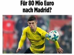 レアルがドルトムント・プリシッチ獲得へ・・・約100億用意!ドイツ紙報道