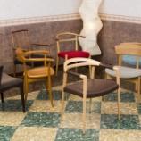 """『【家具ログ】""""手で座るイス""""アームのタイプで選ぶダイニングチェア』の画像"""