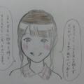 佐々木美玲のイラスト