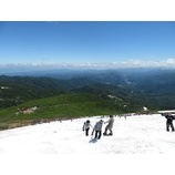 『最終キャンプも天気に恵まれ気持ちよく滑れました!』の画像