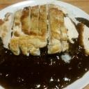 『【今日の夕飯】チキンステーキカレー その14@昨日の夕飯』の画像