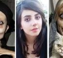 美容整形により「神を冒涜」女性インスタグラマーを逮捕:アンジェリーナ・ジョリーに似せ