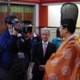 『葛飾ケーブルテレビがベトナム訪問団を取材』の画像