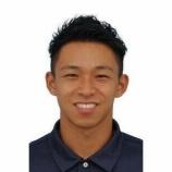 『ファジアーノ岡山 佐賀大MF松本健太郎が来季新加入内定を発表!「スピードに乗ったドリブルを生かし、勝利に貢献できるように」』の画像