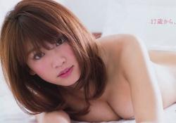 グラビア界を席巻し女優としても活躍中の久松郁実ちゃん水着画像が抜けすぎると話題!