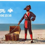 『【NDC LINK】2/25 10:00 ESt release NikeSB x SPoTTampa x Zupport DUNK HI PRM QS 'GASPARILLA'』の画像