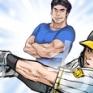 『スポーツ漫画みてぇな話』(日本テレビ)で佐藤輝明選手の漫画描きました