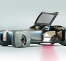 【斬新すぎる!】高級車の老舗・ロールスロイス、運転席にハンドルが無い究極な未来の高級車披露