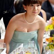"""大島優子(25) モロ肩出しセクシードレス姿でアカデミー授賞式に! """"女優ゆうこ""""として 「またこのステージに立てるように」 と飛躍を誓う宣言 アイドルファンマスター"""