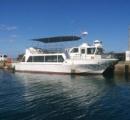 クルーズ船が座礁、修学旅行の小学生ら57人乗船 半数が海に投げ出されるも全員救助 坂出市沖【香川】