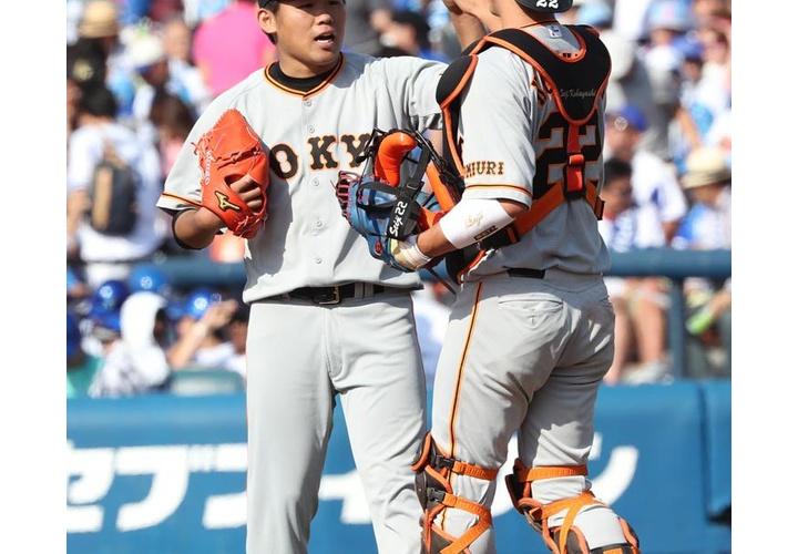 【 朗報 】巨人・田口、菅野を抜きひっそり防御率トップに!