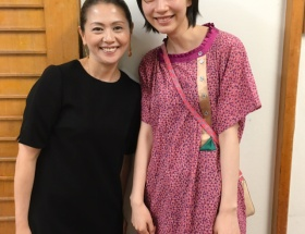 能年玲奈が小泉今日子とのツーショットを披露wwww