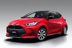 2021年1月新車販売 1位ヤリス 2位~5位(トヨタ) 6位日産ノート