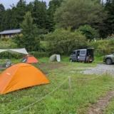 今年6回目のキャンプのサムネイル