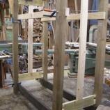 『薪小屋つくり・2』の画像