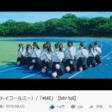 『[ノイミー] ≠ME『≠ME (ノットイコールミー)』MV 再生回数 150万到達!!』の画像