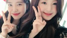 IZ*ONEウォニョン&Red Velvetイェリの2ショット公開【他2ネタ】