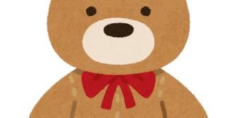 【悲報】お得意さまの外資系メーカーに出向いたら受付嬢がリストラされてて、かわりに熊のぬいぐるみが置いてあった。