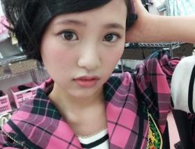 HKT48兒玉遥さん(17) 鼻が整形すぎると話題にwwwwwwww