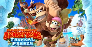 Switch版『ドンキーコング トロピカルフリーズ』、Wii U版の初週売上の約2.5倍となる好調な出足!