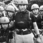 『日本の守備「忍者部隊」と報道』の画像