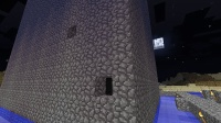 トラップタワーの改装工事 (2)