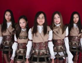 群馬発の日系ブラジル人アイドルユニット「リンダIII世」デビュー!平均年齢は13.5歳
