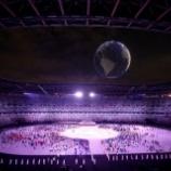 『『東京オリンピック』開会式、国立競技場が一面紫で完全乃木坂46仕様にwwwwww』の画像