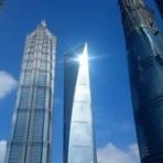 上海建築観光案内 Shanghai Architectural Guide CAMSAガラス部屋