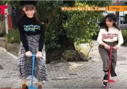 【衝撃】山下美月×与田祐希、二人ともたゆんたゆんしてる・・・!