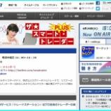 『【ラジオNIKKEI】生出演のお知らせ♪(6/30)』の画像