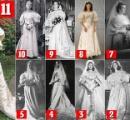 120年間、10代にわたり受け継がれてきたウェディングドレスが話題に