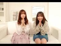 【日向坂46】きょんこと愛萌から告知動画をお届け!!