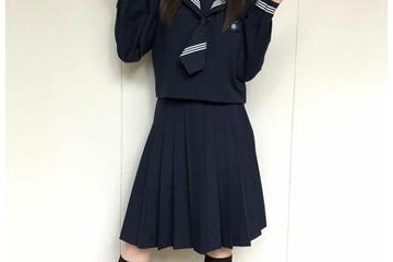 小芝風花(22)、ツインテール&セーラー服姿披露「かわいい」「まだまだイケる」絶賛の声殺到