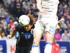 【 日本代表×ボスニア・ヘルツェゴビナ 】前半終了!清武のゴールで先制するも、直後に追いつかれ1-1で後半へ!