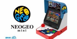 【予約開始】『NEOGEO mini(ネオジオ ミニ)』の発売日が2018年7月24日に決定!