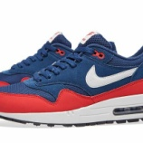 "『Nike Air Max 1 ""Midnight Navy/University Red"" 』の画像"