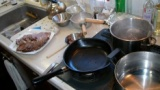マッマがいない時にパッパが作る料理www