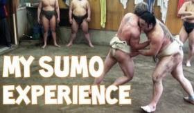 【相撲】  日本の力士と、相撲を体験してきたぜ!!  海外の反応
