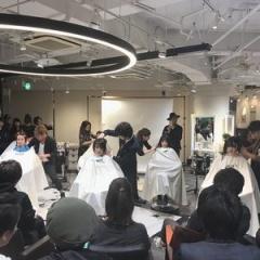 MINXスタイリストデビューお披露目会★No.D*\(^o^)/*